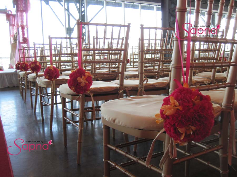Bon Our Favourite Weddings U2013 May 2011 » Arika U0026 Ajay U2013 Ceremony Chairs